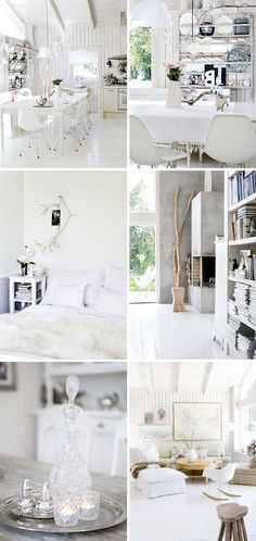 Bianco über alles!  #dream #home For guide + advice on lifestyle, visit www.thatdiary.com