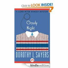 On sale today for $1.99: Gaudy Night by Dorothy L. Sayers, 512 pages, 4.2 stars, 92 reviews