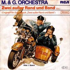 LP7 - Space / Zwei außer Rand und Band - Bud Spencer / Terence Hill - Datenbank