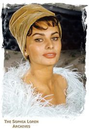 Sophia Loren Archives - Chronicles 1957