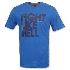 livestrong men's fight like hell shirt.  kinda diggin' it.