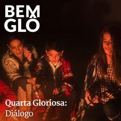 O Quarta Gloriosa de hoje traz um pouco da vivência da Gloria como mãe e sua relação com seus filhos.  Confira o post e entenda a importância do diálogo, vem! #bemglo #quartagloriosa #dialogo