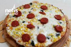 15 Dakikada Pizza Tarifi nasıl yapılır? 290 kişinin defterindeki 15 Dakikada Pizza Tarifi'nin resimli anlatımı ve deneyenlerin fotoğrafları burada. Yazar: Nurhayat'ın Mutfağı