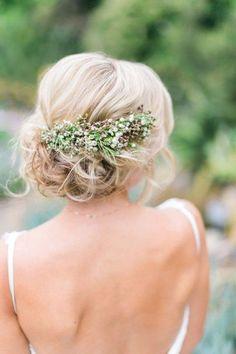 50 accessoires de cheveux pour mon mariage