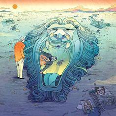 104 best victo ngai images on Pinterest | Art illustrations, Book ...