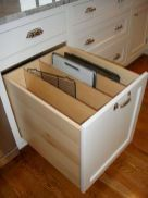 Best rustic farmhouse kitchen cabinet makeover ideas (17)