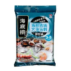 HDL Hotpot Base - Seafood 110g