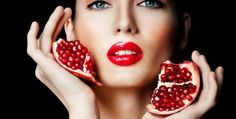 aesthetic benefits of pomegranate