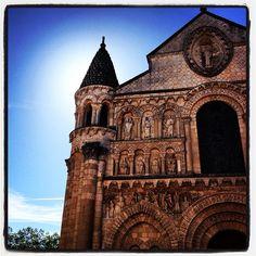 Poitiers Notre-Dame Church !