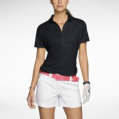 Nike Jersey Women's Golf Polo - Again, cute and functional...Don't need to play golf!