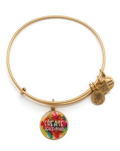 Alex and Ani Peace of Mind Expandable Wire Bangle, Charity by Design Collection Jewelry & Accessories - Bloomingdale's What Is Citizenship, Hope Symbol, Expressive Art, Alex And Ani, Peace Of Mind, Charity, Jewelry Accessories, Bangles, Mindfulness