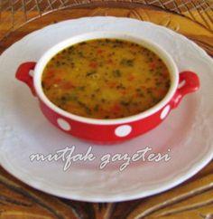 mengen bulgur çorbası