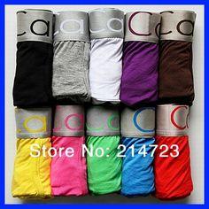 homens underwear transporte livre baratos, compre homens cueca boxer de qualidade diretamente de fornecedores chineses de curta de algodão.