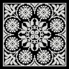 Gallery.ru / Фото #18 - Filet Lace Patterns VII - natashakon