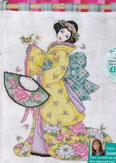 Golden Kimono1