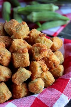 If you're going to splurge on fried food, make sure it's worth it! Serve this Southern Fried Okra along side your favorite burger, brisket or fried chicken!