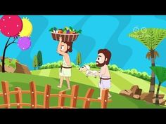 Week 5: Cain and Abel - Bible Stories For Children - YouTube