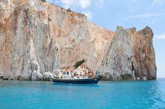 Kimolos Greek Islands, Grape Vines, Mount Rushmore, Greece, Boat, Mountains, Water, Travel, Outdoor
