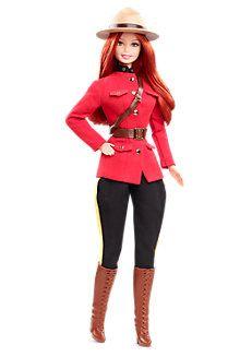 <em>Canada</em> Barbie® Doll