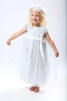 El vestido para las 'flower girls'