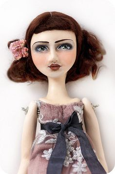 "Art Doll ""Fanny"""