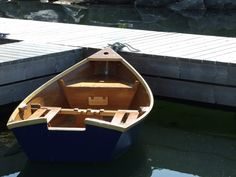 How To Build A Small Wooden Boat