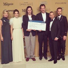 Princess Mary attends Danish Design Talent – Magazine Prize