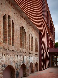 Recupero della ex-Fornace di Riccione, Riccione, 2014 - Pietro Carlo Pellegrini Architetto