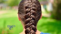 """This channel is all about learning new and different hairstyles😊 Welcome to our Channel: """"Learn Do Teach Hairstyles""""😊 (LDT Hairstyles) Welcome, and Thank You. Braided Hairstyles For School, Diy Hairstyles, Hairstyles Videos, Hairdos, Rope Braid Tutorials, Hairstyle Tutorials, Styling Mousse, Rope Twist, Twist Braids"""