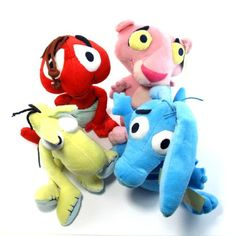 Baby Pink Panther 4pc Plush Set- Pink Panther, Ant, Aardvark,Donkey Pink Panther,http://www.amazon.com/dp/B0075G3RXE/ref=cm_sw_r_pi_dp_LdLztb1HKWV3DNF0