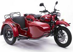 gespann motorräder alt | Ural Red October: special sidecar in serie numerata - Dueruote
