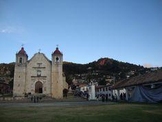 Iglesia de Capulálpam de Méndez, Oaxaca - México