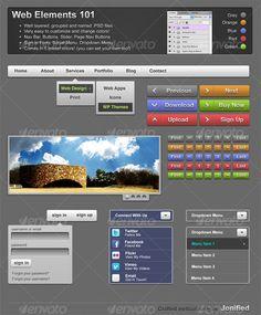 Web Elements 101