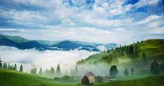 mountains grass wallpaper 4k ultra hd wallpaper