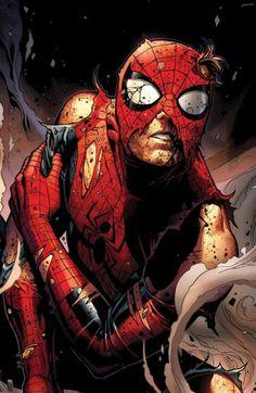 Spiderman - Avengers vs X-Men