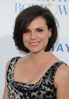 Lana Parrilla, love this hair!