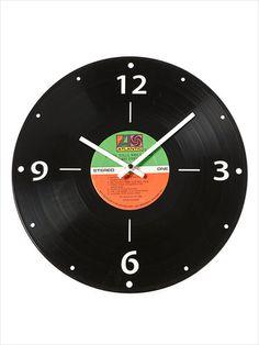 レコード壁掛け時計