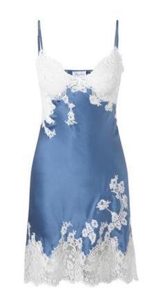 Blue Lingerie, Pretty Lingerie, Luxury Lingerie, Vintage Lingerie, Beautiful Lingerie, Sexy Lingerie, Lingerie Sleepwear, Nightwear, Honeymoon Lingerie