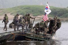 Το Κουτσαβάκι: Στη Σεούλ, έγινε  ένα σχέδιο προληπτικού χτυπήματο...
