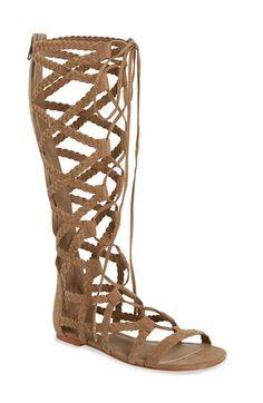 Steve Madden 'Sammson' Gladiator Sandal (Women) available at #Nordstrom