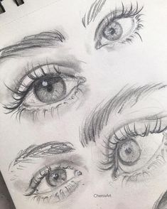 First of all, Happy womansday everyone! I noticed… dessin Happy Noticed … First of all, Happy womansday everyone! I noticed… dessin Happy Noticed womansday - pencil-drawings Pencil Art Drawings, Cool Art Drawings, Art Drawings Sketches, Eye Drawings, Drawings Of Faces, Art Drawings Beautiful, Eye Sketch, Girl Sketch, How To Sketch Eyes
