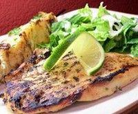 Allrecipes.com - Best Grilled Margarita Chicken... Ever!