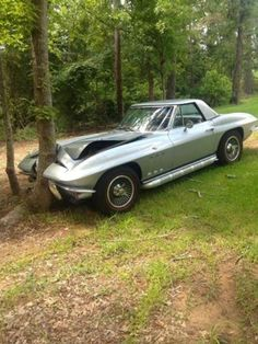 1965 Corvette ..... Not much of a loss...... if it was a mustang that would be a different story