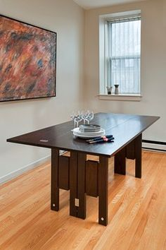The Transformer Table By Quentin Kelley Homedecor Ideas - Transformer table canada