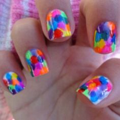 This is probably the coolest nails ever