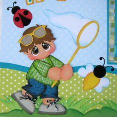chasing bugs