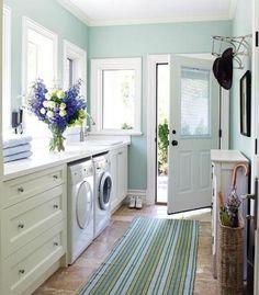 why am I so drawn to laundry rooms? kalealinn