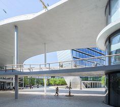 Gallery of Herzog & de Meuron's BBVA Headquarters in Madrid Through Rubén P. Bescós' Lens - 27