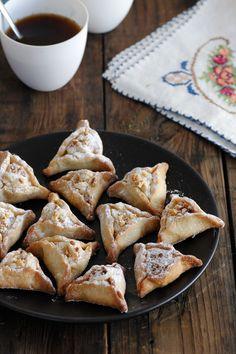 נטלי לוין - אוזני המן חלבה ואגוזים