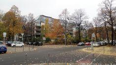 """Berlin-Wilmersdorf: Wohnanlage """"Am Preußenpark"""", Württembergische/Pommersche Straße"""